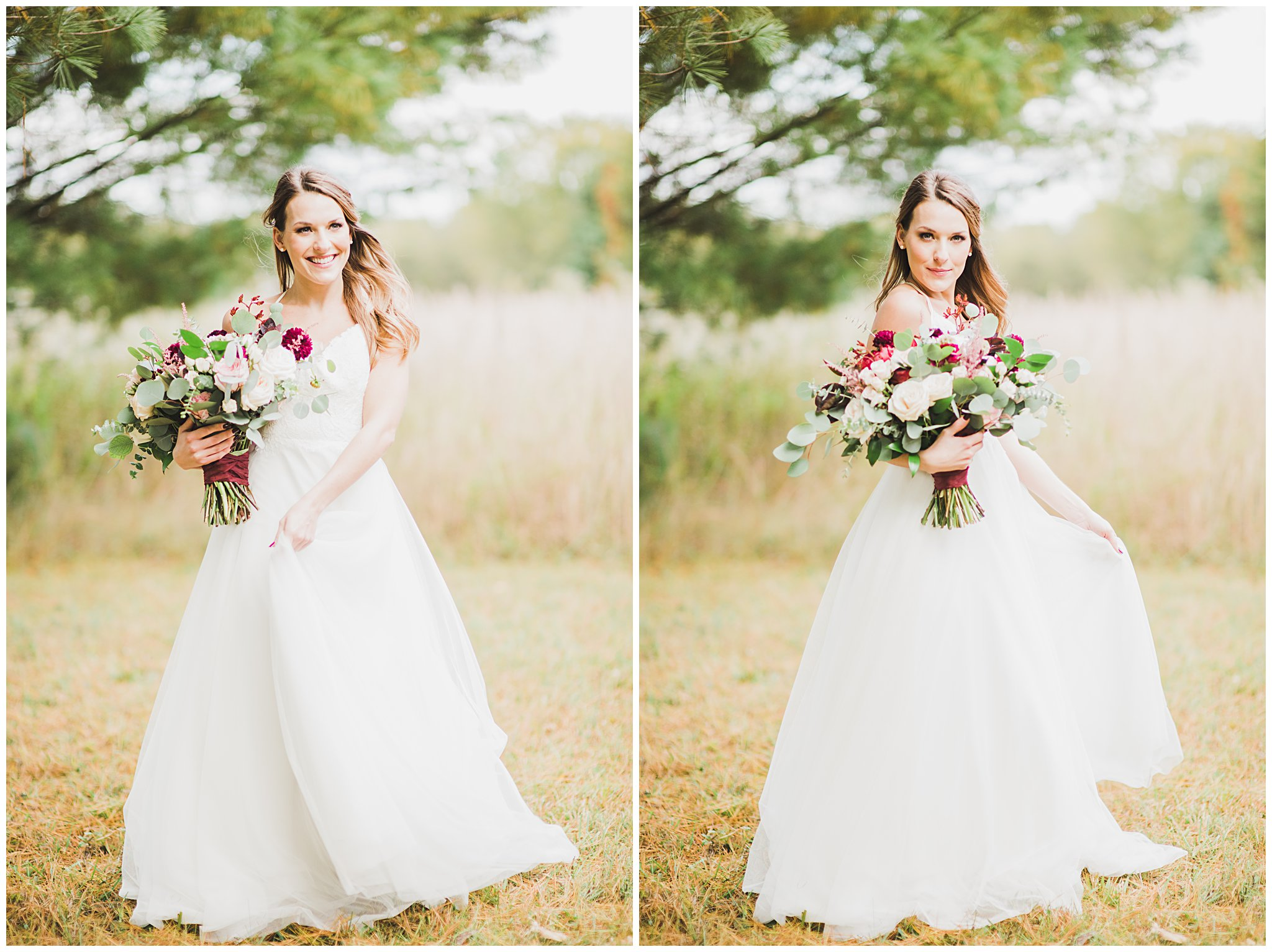 Burgundy & Blush || Weddings • Gari-Ann Kia Photography